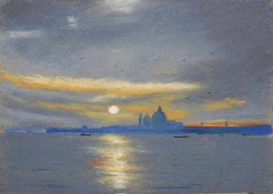 Venise.Crepuscule