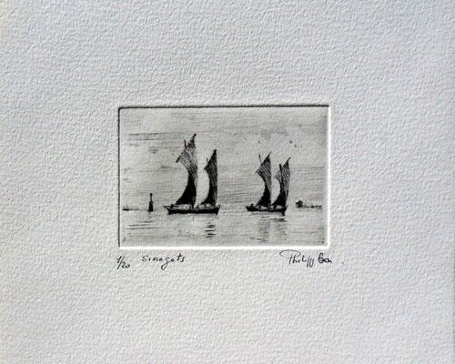 Morbihan.  Sinagots
