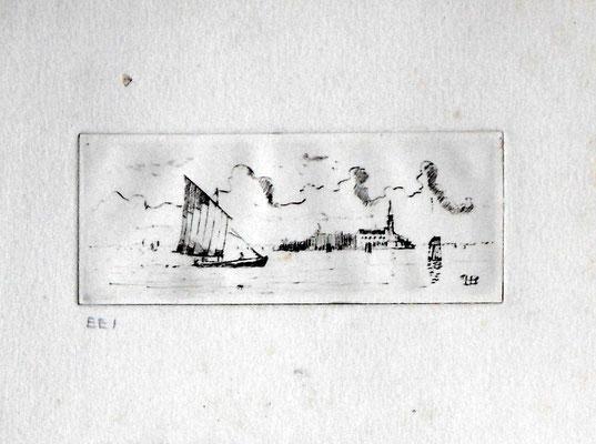 Venise. Poveglia  (4 x 10)