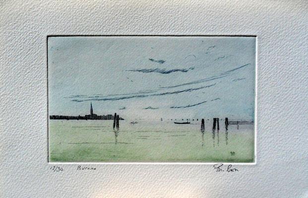 Venise. Burano