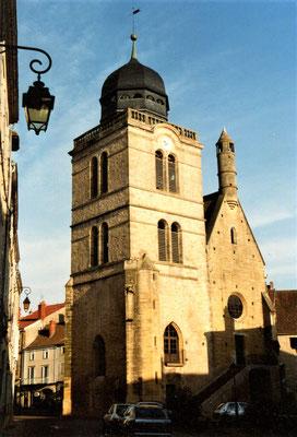 Turm Saint-Nicolas - Foto: Archiv Hans Haußner