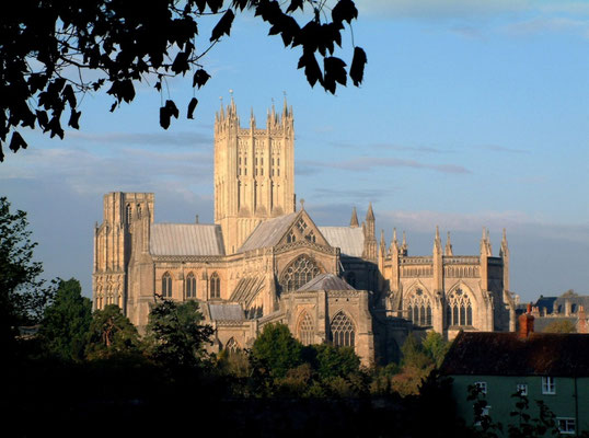 Wells Cathedrale - Foto: Anonymous Photographer from Wedmore