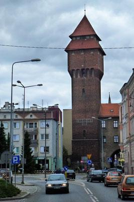 Wasserturm (Wieża ciśnień) - Foto: Archiv Partnerstädteverein Bad Dürkheim