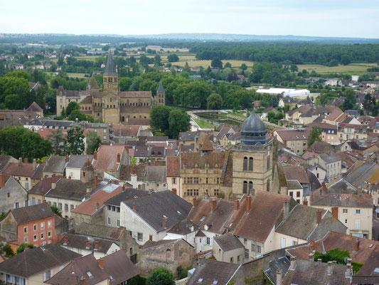 Blick auf die Altstadt - Foto: Office de Tourisme