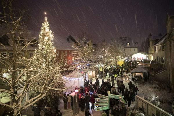 Weihnachtsmarkt Bad Berka - Foto: www.bad-berka.de