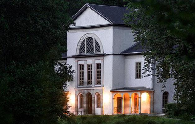 Coudray Haus - Foto: www.bad-berka.de