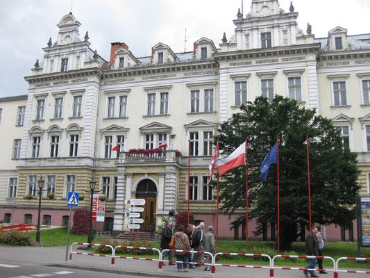 Stadtverwaltung / Rathaus - Foto: Archiv Partnerstädteverein Bad Dürkheim