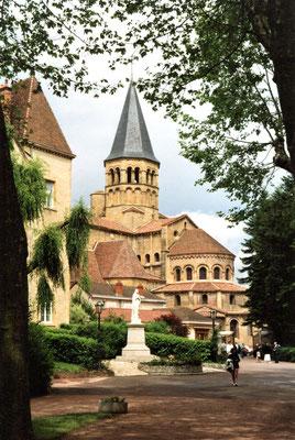 Basilika Sacré-Coeur von Paray-le-Monial - Foto: Archiv Hans Haußner