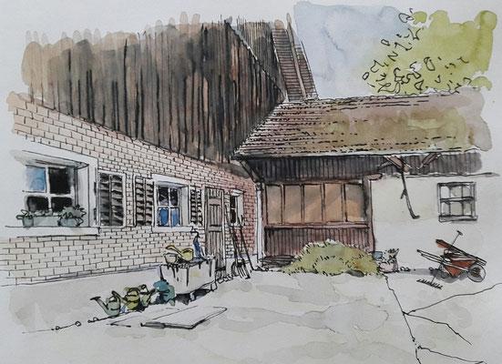 Hof Wehrli, Stadtquartier Herblingen