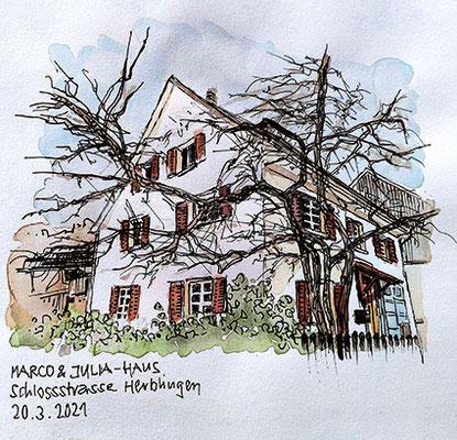 Hausrenovation Julia&Marco, Schlossstrasse, Herblingen