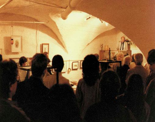 Galerie zum Tellbrunnen/Schaffhausen/1984