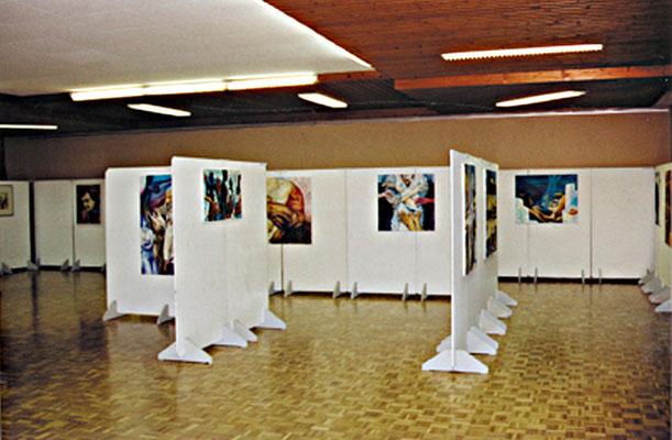 Aula Rhyfallhalle/Neuhausen/2001
