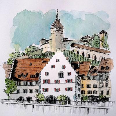 Schifflände, Schaffhausen
