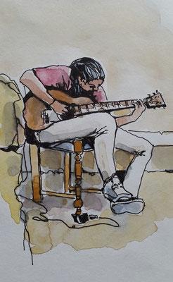 Musiker. Palma