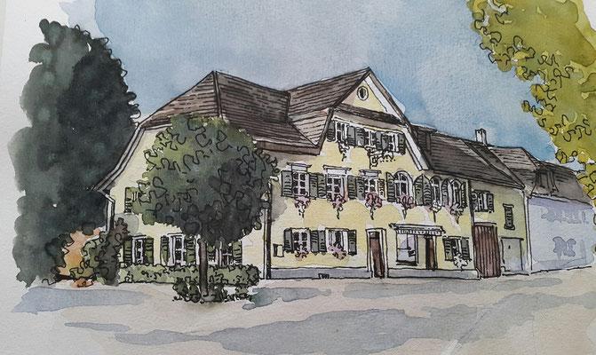 Gasthof Adler, Stadtquartier Herblingen