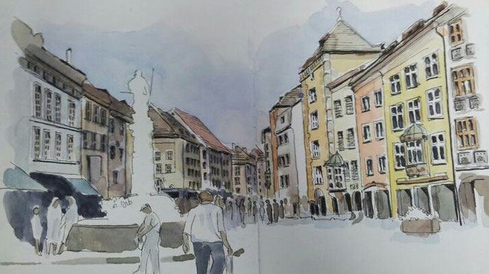 Fronwagplatz, Schaffhausen