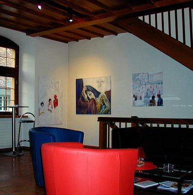 Galerie Gourmet-Restaurant Gemeindehaus/Neunkirch/2004