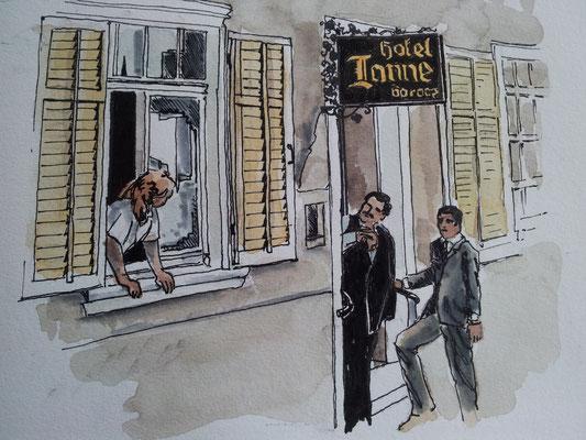 Hotel Tanne/Schaffhausen