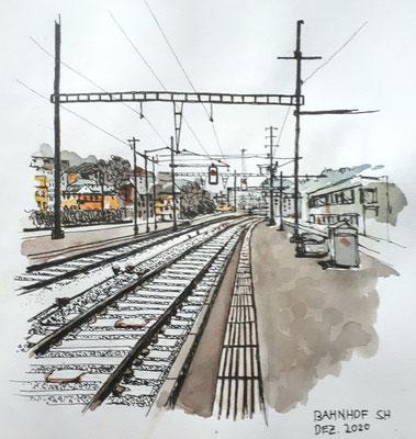 Bahnhof SBB, Schaffhausen
