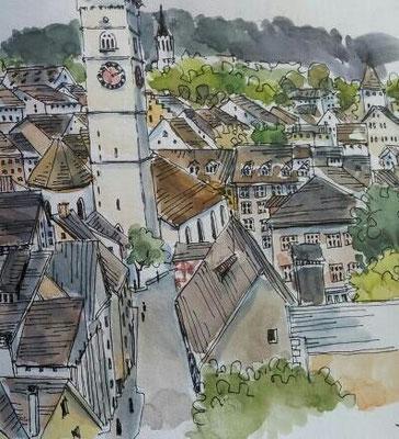 Altstadt, Schaffhausen