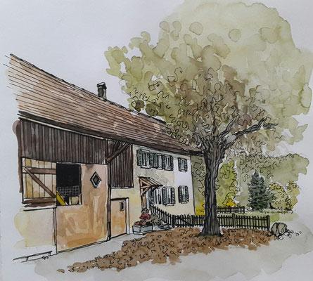 Neutalstrasse, Stadtquartier Herblingen