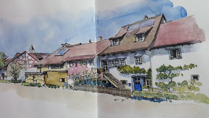 Dorfkern Klösterli, Stadtquartier Herblingen