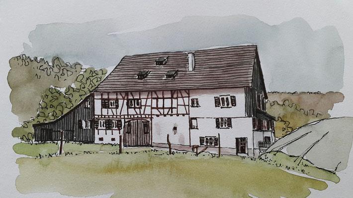 Forsthaus, Stadtquartier Herblingen