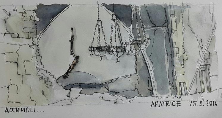 Erdbeben in Amatrice 2016