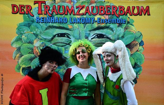 Traumzauberbaum Parkbühne Fürstenwalde