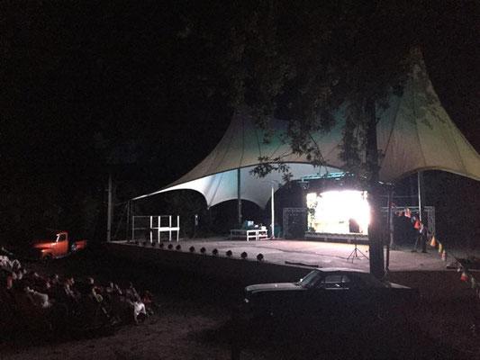Sommerkino Freilichtbühne Parkbühne Fürstenwalde