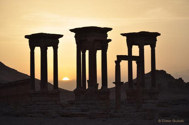 Syrien Palmyra