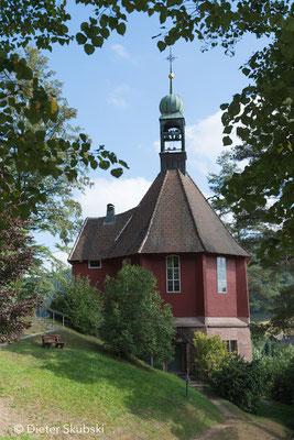 Baiersbronn-Friedrichstal Michaelskirche