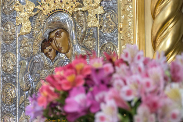 Moldawien Kloster Mănăstirea Căpriana