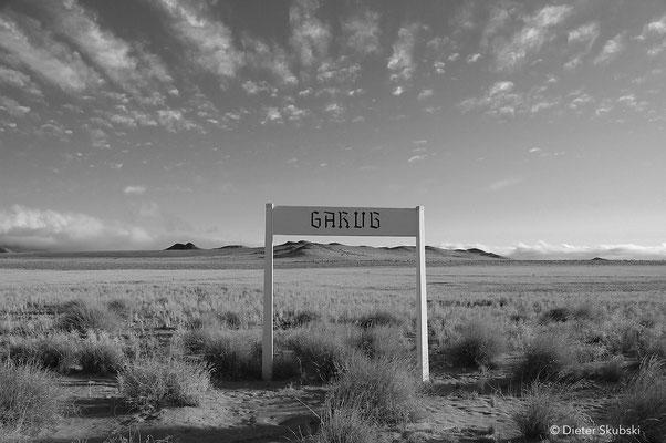 Auf dem Weg von Aus nach Lüderitz