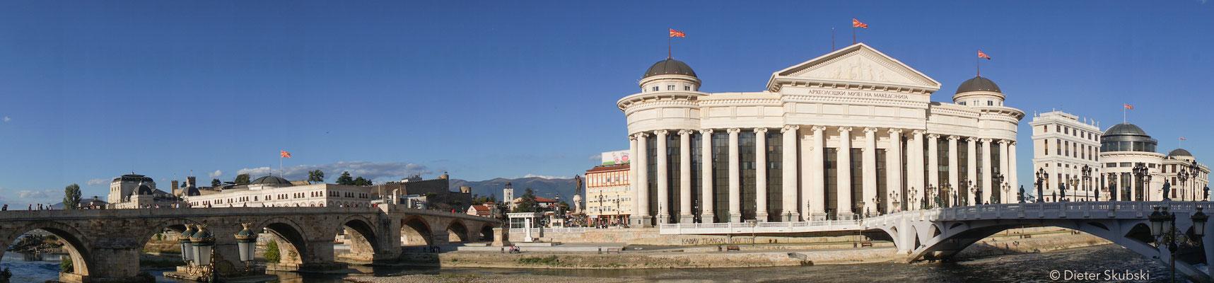 Skopje Mazedonien