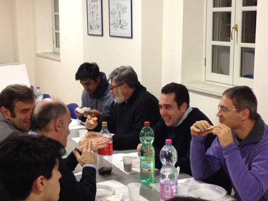 Momenti della cena