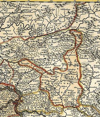 Westerwald Karte.Historische Karten Von Merkelbach Ortsgemeinde Merkelbach