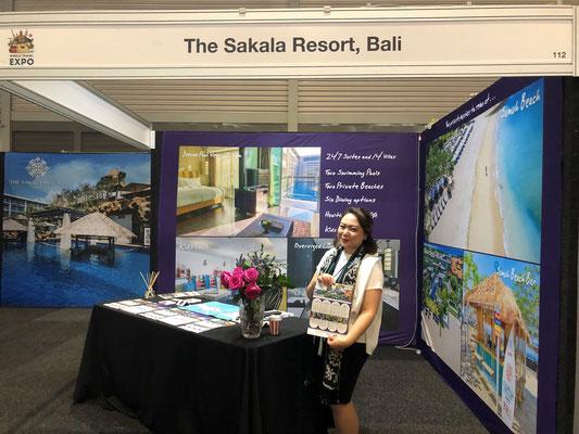 Flight Centre World Travel Expo - Sakala Resort Hotel Representation in Australia by GSA Hospitality