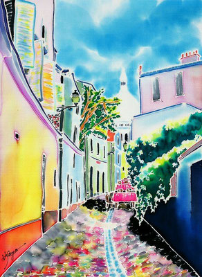 Rue St.Rustique SOLD