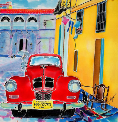 Afternoon in Havana SOLD