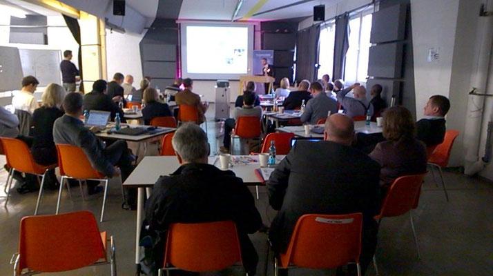 #BPUN Berlin steht für Biggerplate Unplugged und Mind-Map-Spezialisten