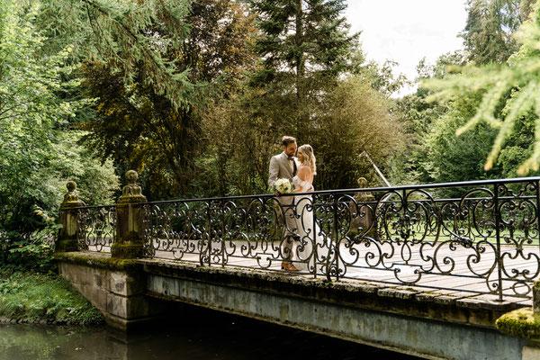 Donaueschingen - Brautpaarshooting