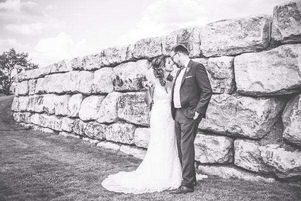 Brautpaarshooting mit Steffi & Rene