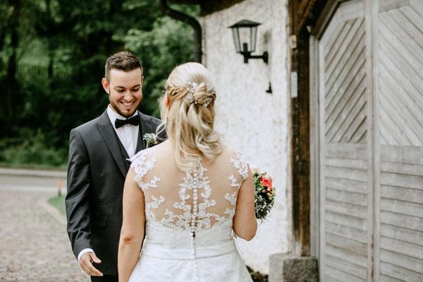 Fotoshooting - Brautpaar