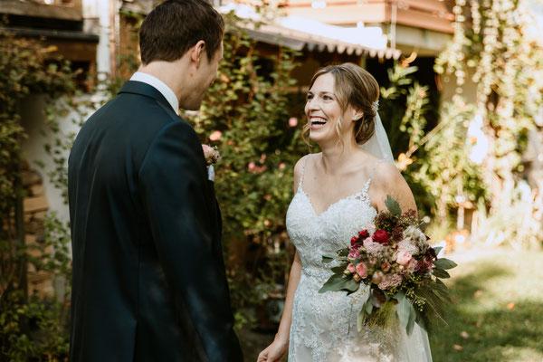 First Look - Hochzeit
