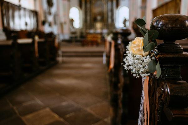 Kirche Villingen - Hochzeit