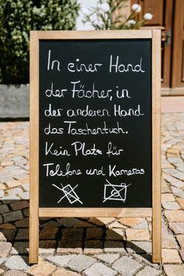 Tafel - Hochzeitsinspiration - Cornelia Führer