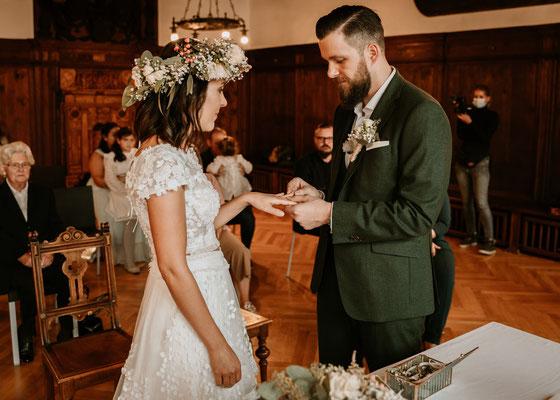 Hochzeitslocation - Hochzeitsfotograf Niederösterreich - Boho Vintage, purelovestories