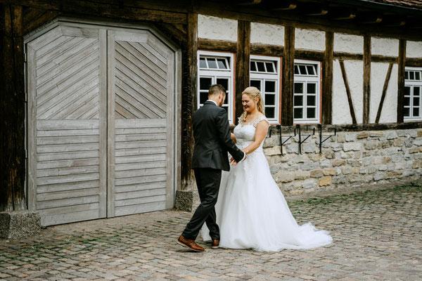 Fotograf aus Wien Schwechat - First Look Brautpaarshooting
