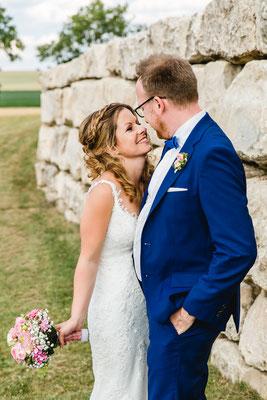 Brautpaarshooting fotografiert von Pure Love Stories